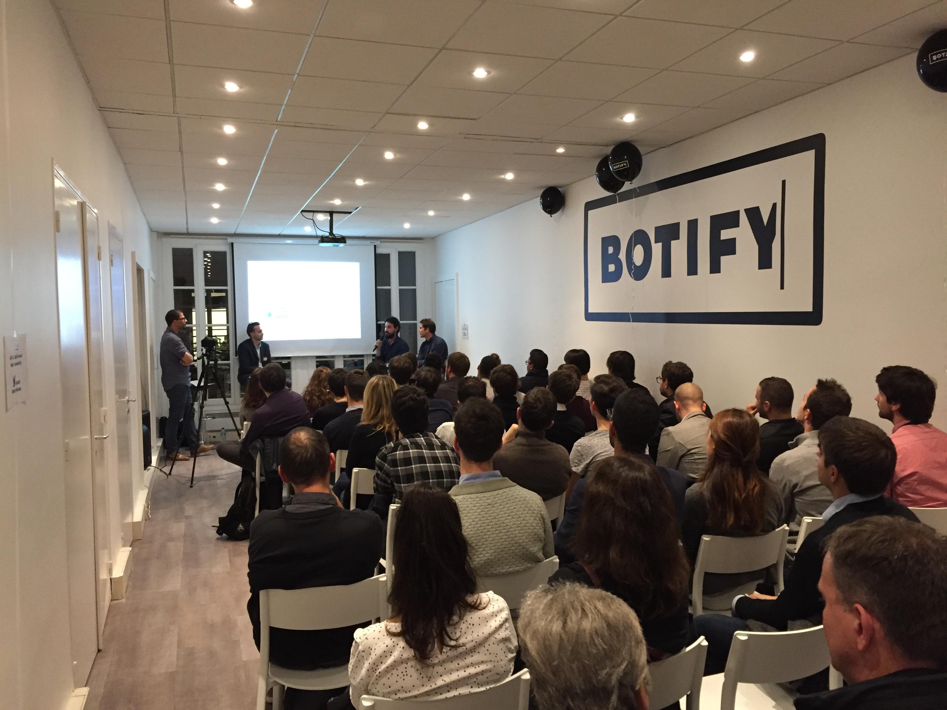 SEO & ECommerce Botify Meetup